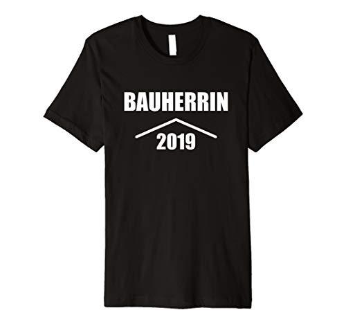 Bauherrin 2019 Baumeister Eigentum Häuslebauer Haus Bauen
